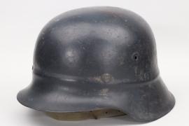 Luftschutz M42 helmet - scarce variant
