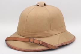 Luftwaffe Afrikakorps tropical pith helmet - 1940