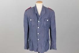 Feuerschutzpolizei light-weight 4-pocket tunic