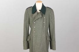 Kriegsmarine Küstenartillerie officer's field coat - Leutnant