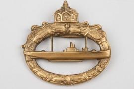 U-Boot War Badge 1918 - G