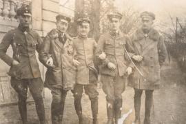"""WWI Jagdgeschwader Nr.1 """"Freiherr von Richthofen"""" photo album"""