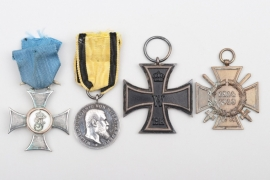 Imperial Germany - lot of four badges