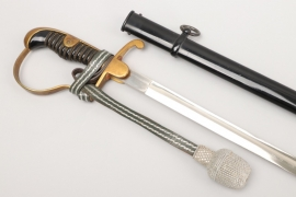 Heer officer's sabre with portepee - ALCOSO