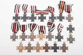 21 x Honor Cross of WWI