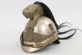 M1874 officer's Garde républicaine helmet