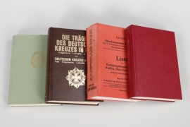4x WW2 reference books