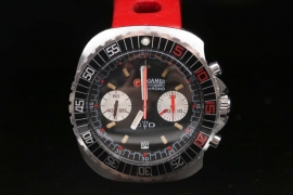 Roamer - 70s Diver's chronograph