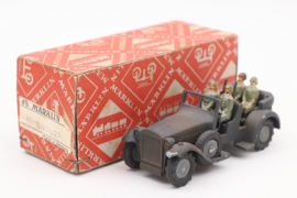 Märklin - Military vehicle & box