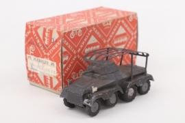 Wehrmacht 8-wheel Panzerspähwagen toy with box - Märklin