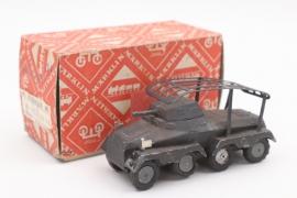 Märklin - Panzerspähwagen & box