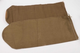 Wehrmacht two tropical gun barrel cloth cover
