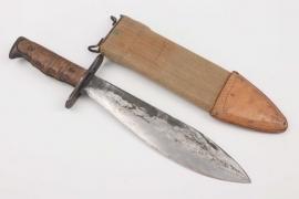 WWI machete - PLUMB PHILA.