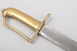 Saxony - infantry sword 1764