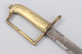 Saxony -  grenadeer saber M 1815 - adjusted