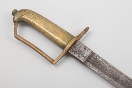 Saxony - musketeer saber