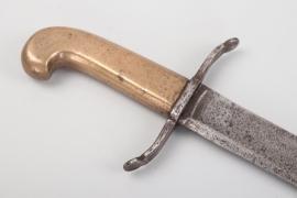 Saxony - infantry sword M 1808