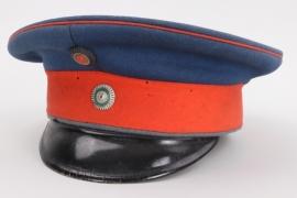 Saxony - infantry visor cap - NCO