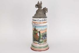 Saxony - Feld-Artillerie-Regiment Nr. 28 reservist's mug