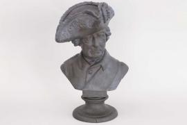 "Friedrich II. ""Alter Fritz"" table bust"
