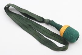 Wehrmacht sabre/bayonet knot - EM type