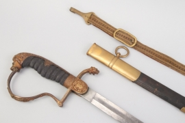 Saxony - saber for tax officials