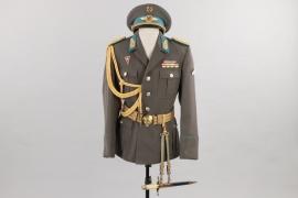 NVA - Luftstreitkräfte uniform grouping for a Generalleutnant