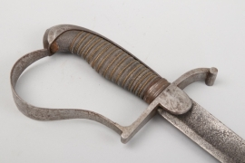 Saxony - cavalry saber for officers 1850