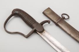 Saxony - infantry saber for sergeants 1825