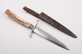 "Prussia - WWI trench knife - ""Nicker"""