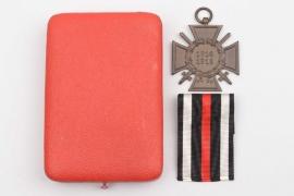 Honor Cross of WWI in case