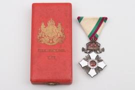 Civil Merit Order 5th Class in case - Joh. Schwertner