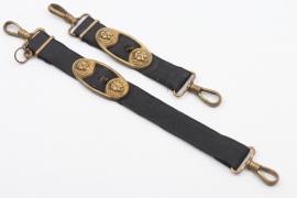 Kriegsmarine officer's dagger hangers