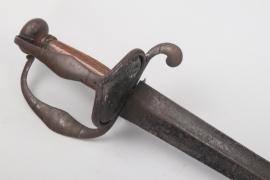 Germany - an early 17th century sword