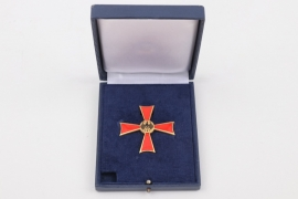 General von Kemphen - Order of Merit of the FRG, Cross of Merit 1. Class in case