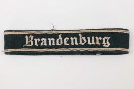"""Heer """"Brandenburg"""" EM/NCO cuff title"""
