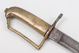 Saxony - musketeer sword
