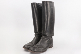 Wehrmacht officer's boots