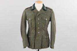 Heer M41 Infanterie field tunic - Gefreiter