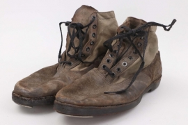 WWII low ankle moutain boots