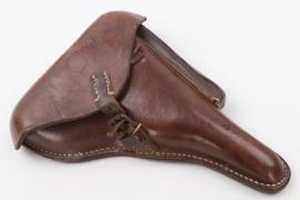 WWI P08 pistol holster - 1918