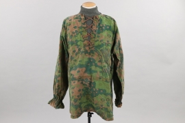 Waffen-SS M40 reversible camo smock (palm tree)
