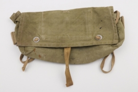 Wehrmacht A-frame bag - tropical pattern