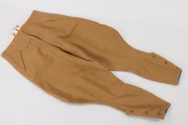 NSDAP political leader's breeches - unworn