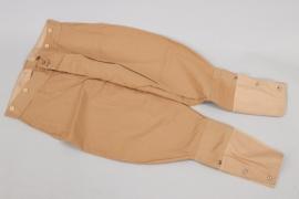 Tropical breeches