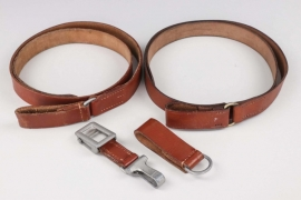 Wehrmacht two shoulder straps for officers
