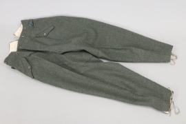 Heer Gebirgsjäger mountain trousers - 1941