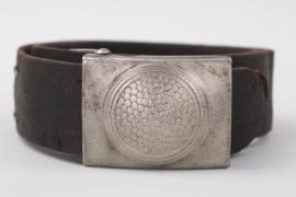"Wehrmacht ""Strafbataillon"" buckle with belt - B&NL 43"