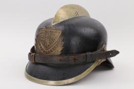Schleswig - fire brigade helmet