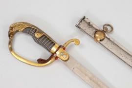 Mecklbg.Feld.Art.Regt.60 etched sabre - Carl Kaiser/Eisenhauer